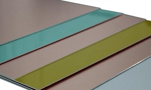 Copper clad laminate -- AL
