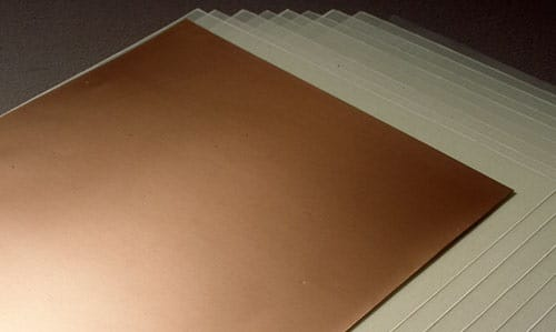 Copper clad laminate -- CEM3