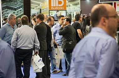 Exhibition visitors to FIEE 2018