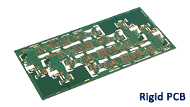 PCB supplier of rigid PCBs