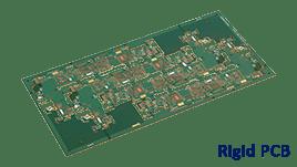 PCB supplier of rigid PCBs