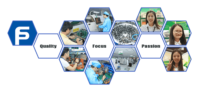Certificated assembly PCB factory
