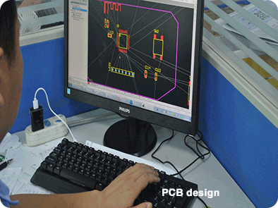 Workflow of EMS PCB factory: efficient design