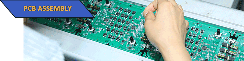 Custom PCB assembly
