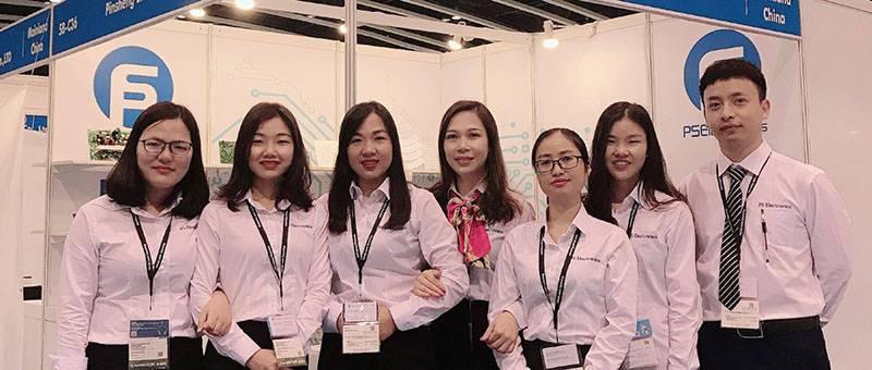 PCB jobs - overseas sales