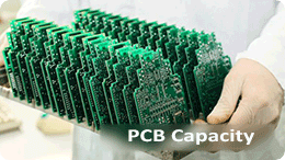 PCB capacity