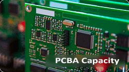PCB assembly capacity