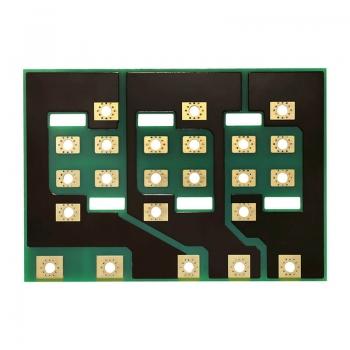 Thick copper PCB - bot