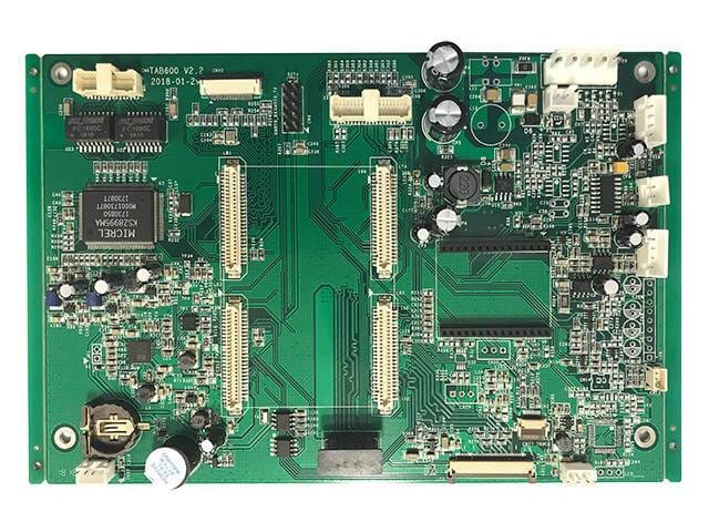 Turnkey PCB Assembly for Finance Electronics