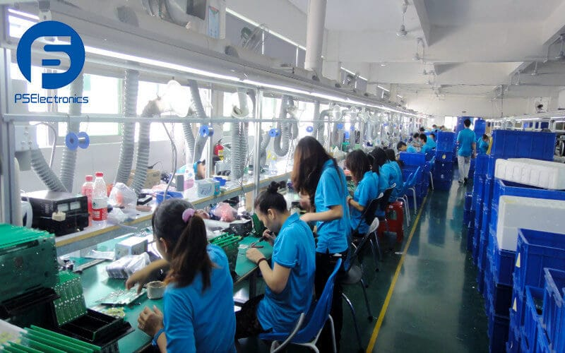 DIP Assembly Lines