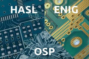 How to choose PCB surface finish?