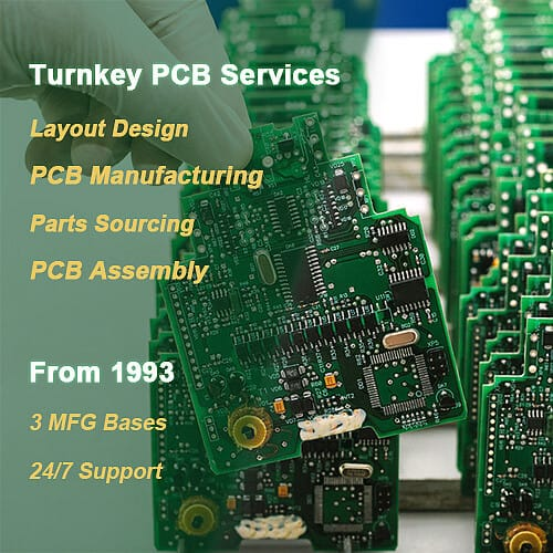 Quality China PCB Assembly & Quick Turn PCB | PS Electronics