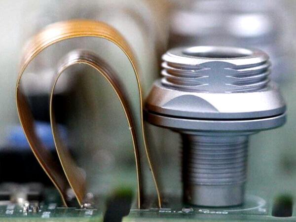 rigid flex printed circuit boards in use