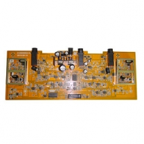 Circuit Assembly for Power Amplifiers