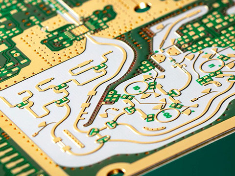 PCB production process