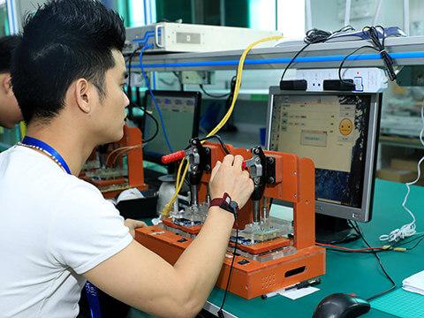 ICT PCBA testing