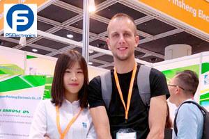 HK electronics fair 2019 (Spring Edition)