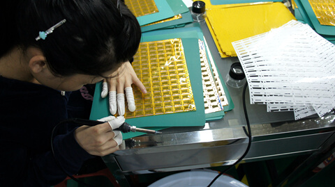 fpc soldering