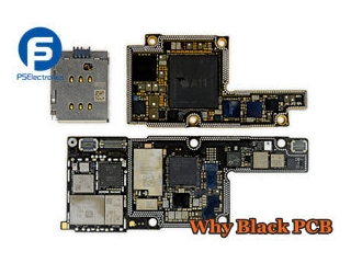 Is That True Black PCB board Means High-end Product?