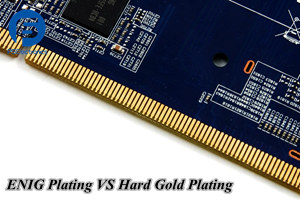 What're ENIG Plating and Electroplated Gold in PCB Manufacturing?