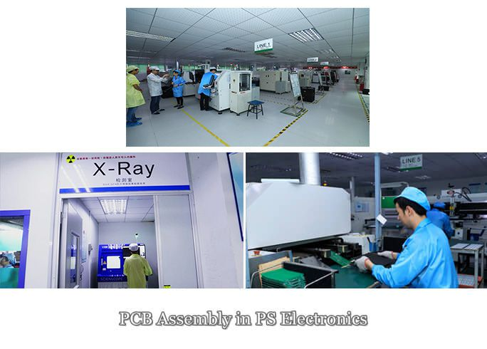 EMS PCB factory