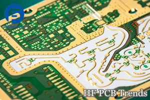 Competition Pattern of HF PCBs' Materials Changes