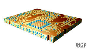 Substrate-like PCB