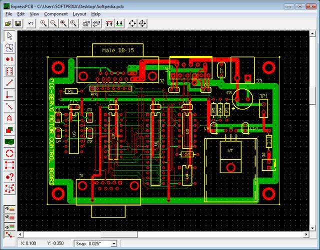 ExpressPCB for PCB design