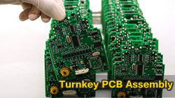 turnkey PCB circuits assembly