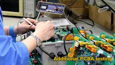 Additional PCBA Test