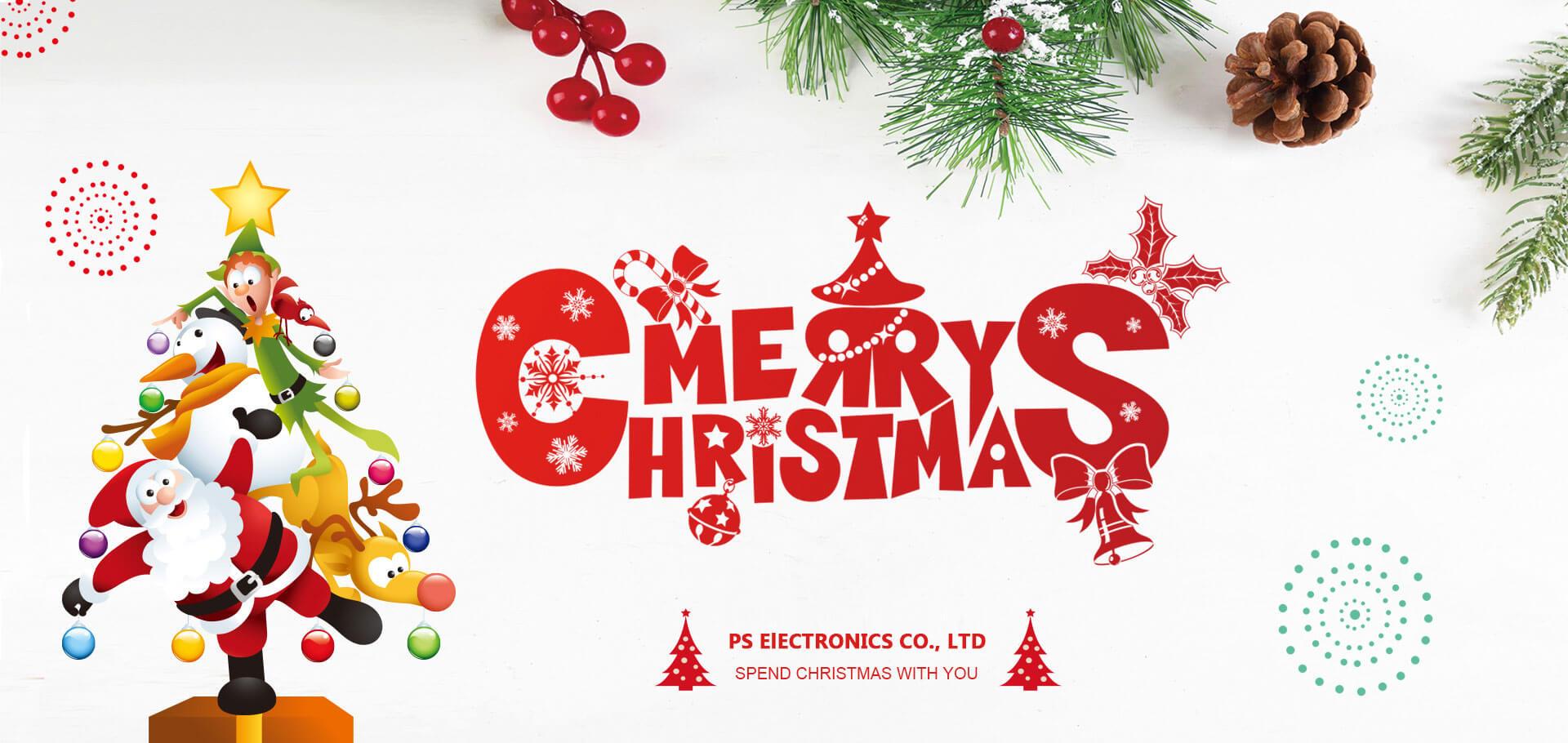Happy Christmas 2020 | PS Electronics